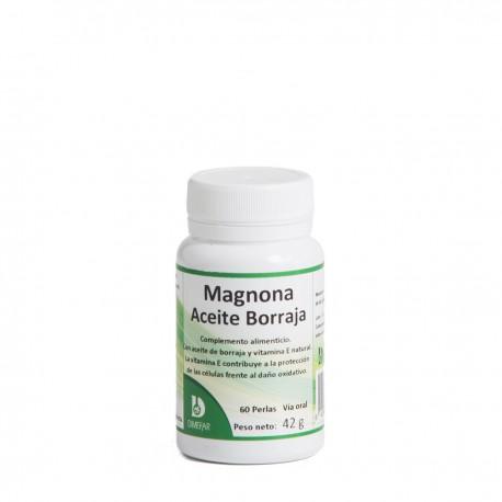 Aceite de Borraja - Magnona® 60 perlas