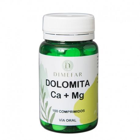 Dolomita - Calcio y Magnesio 100 comprimidos