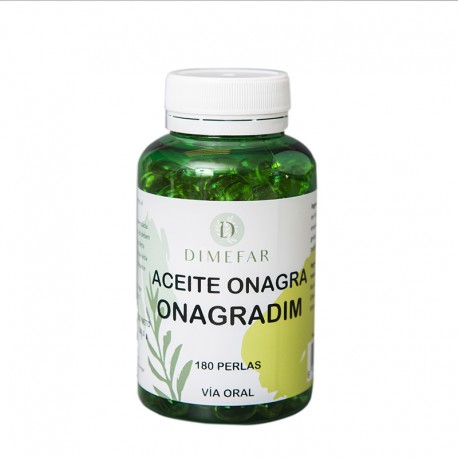 Onagradim - Aceite de Onagra 180 perlas