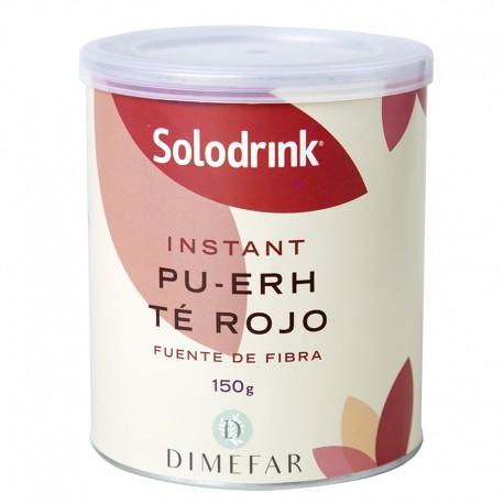Solodrink® Té rojo Pu-erh 150g