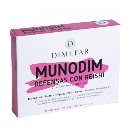 Munodim 30 cápsulas - Equinácea, Reishi