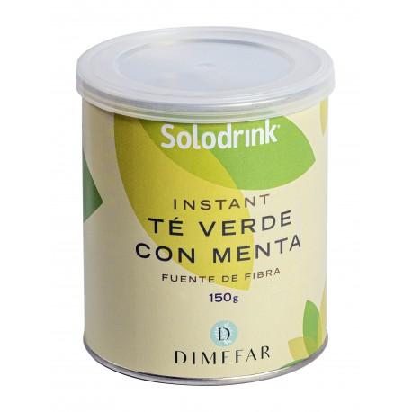 Solodrink® Té Verde 150g Sin Azúcar